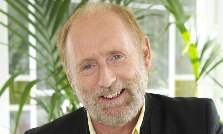 NOMINERT: Halvdan Sivertsen fylte 70 år tidligere denne måneden, og er nå nominert til Rockheim Hall of Fame.