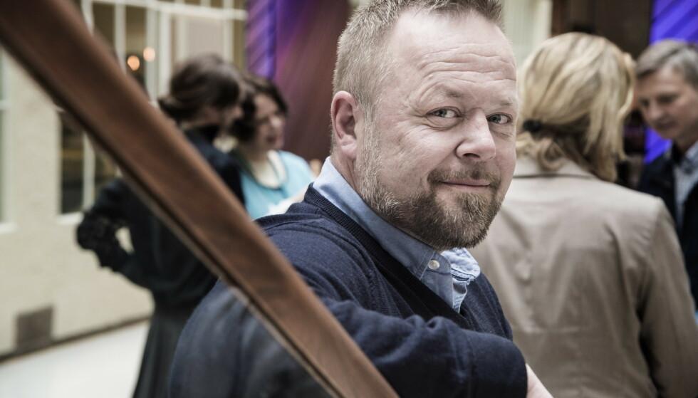 BLE PAPPA: Tv-profil Asgeir Borgemoen har blitt far for første gang. Det avslører han på Facebook. Foto: Hans Arne Vedlog / Dagbladet
