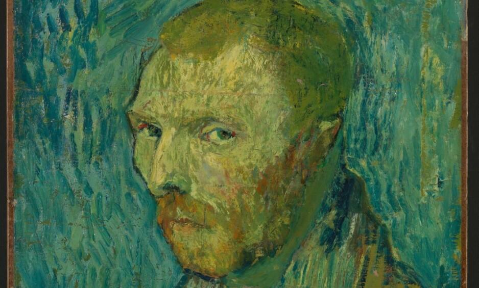 EKTE: I over 50 år har det hersket usikkerhet om Nasjonalmuseets selvportrett av Vincent van Gogh er ekte. Nå mener forskere ved Van Gogh-museet i Nederland å ha bevist bildets autentisitet en gang for alle. Foto: Nasjonalmuseet / Anne Hansteen