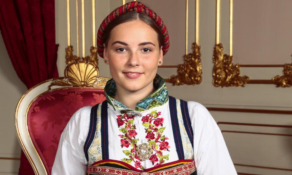 BURSDAGSBARN: I dag fyller prinsesse Ingrid Alexandra 16 år. Foto: NTB Scanpix