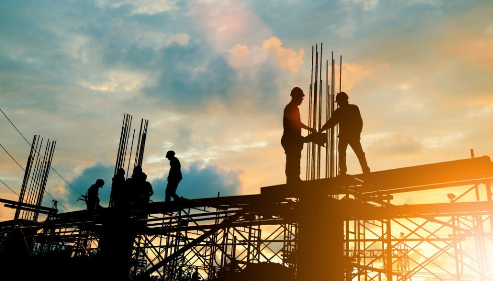 KRIMINALITET: Arbeidslivskriminalitet har vist seg å være en samfunnsutfordring det er vanskelig å få bukt med, skriver Caritas. FOTO: Shutterstock/NTB Scanpix