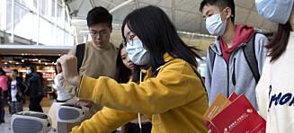 «Verst tenkelige tidspunkt» for dødsvirus-utbrudd