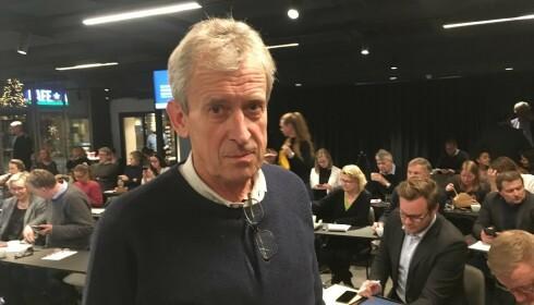 TRYGDERETTSSPESIALIST: Advokat Helge Hjort.