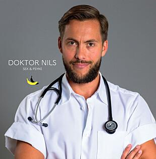 DOKTOR NILS: Nils Petter Sørung, lege i psykiatri og seksuell helse. Foto: Privat/Nils Petter Sørung