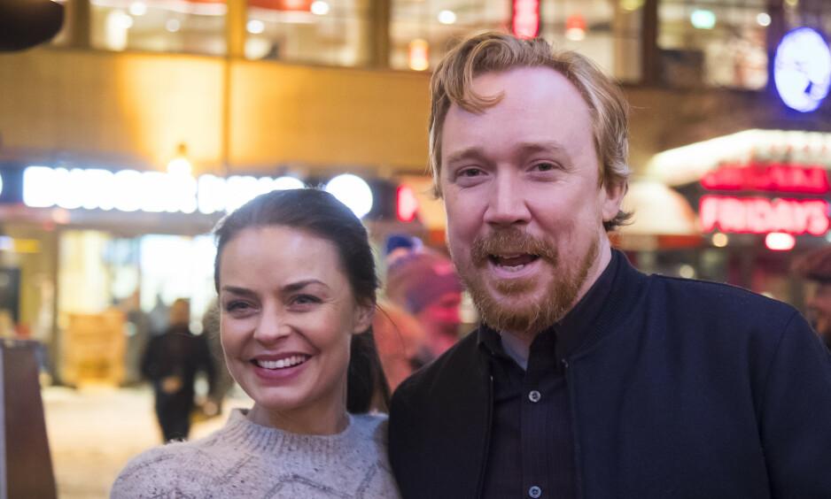 STJERNEPAR: Agnes Kittelsen og svenske Lars Winnerbäck har vært gift siden 2016. I en podkast forteller førstnevnte nå om hvordan hverdagen deres er. Foto: NTB scanpix