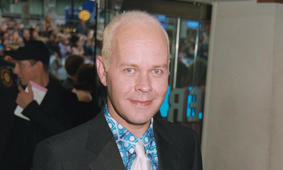 GUNTHER: Slik så skuespilleren som spilte Gunther ut i 2004. I dag har en nesten ikke til å kjenne igjen, og han har også kvittet seg med den ikonsike hårfargen. Foto: NTB Scanpix