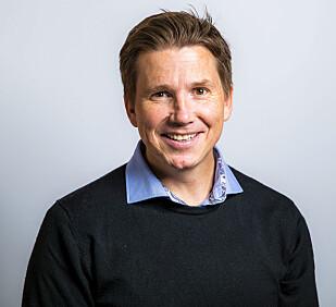TV 2-KOMMENTATOR: Kasper Wikestad. Foto: Håkon Mosvold Larsen / NTB scanpix