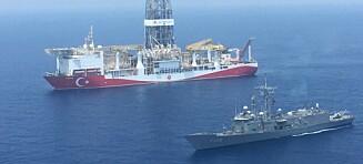 Oljekrigen er et faktum. Gasskrig er neste
