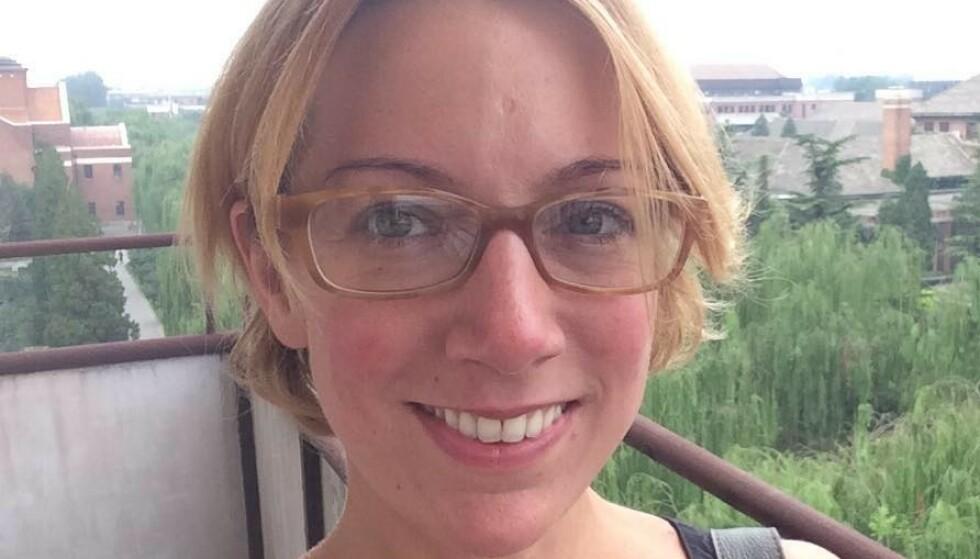 SUSPENDERT: Politisk journalist Felicia Sonmez i Washington Post er suspendert etter en uttalelse om Kobe Bryant på Twitter, få timer etter det ble kjent at basketstjernen døde i en helikopterulykke. Foto: Privat / Facebook
