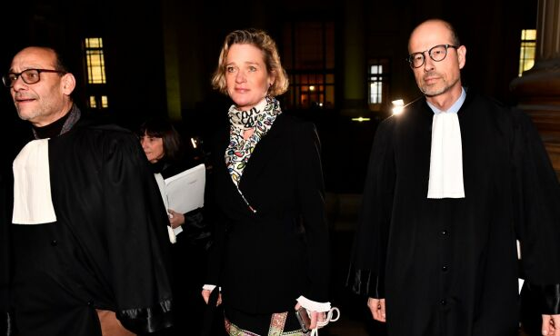 KJEMPET: Delphine Boël har lenge kjempet for å bevise at Albert II er hennes biologiske far. Foto: NTB Scanpix
