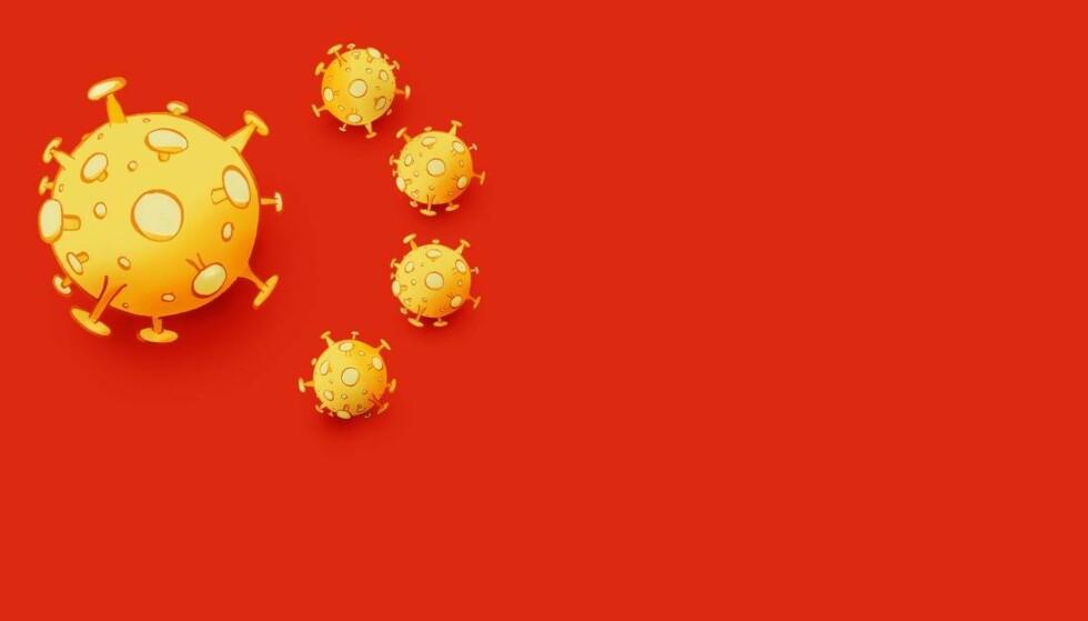 FARLIG STREK: Denne tegningen av Niels Bo Bojesen i Jyllandsposten har fått Kina til å reagere kraftig.