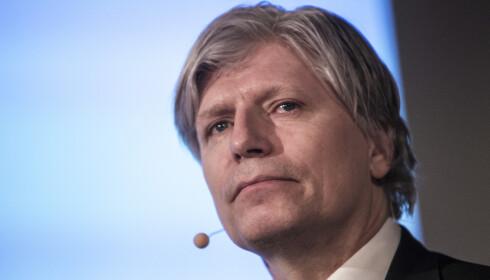 STORTINGET: Ola Elvestuen gikk av som klima- og miljøminister fredag. Nå er han tilbake på Stortinget og vil fortsette å kjempe for klimagasskutt. Foto: Ole Berg-Rusten / NTB Scanpix