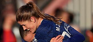 Skjøt Chelsea til finale