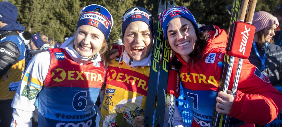 Kåring: Norges 100 beste skiløpere