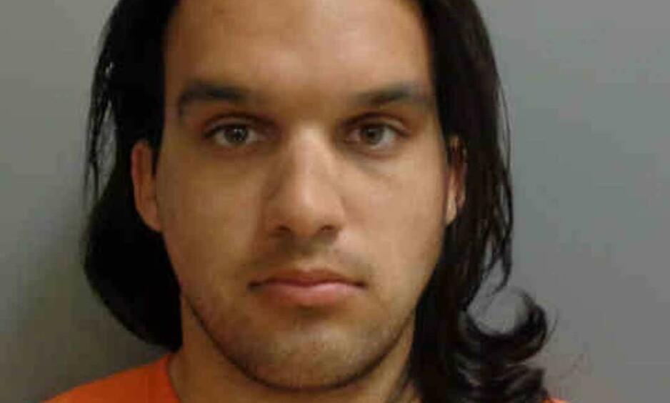 KJØNNSSKIFTE: Etter å ha sonet i fengsel, gjennomgår nå Joseph Matthew Smith nå siste del av kjønnsskifteprosessen. Foto: Buena Vista County Jail