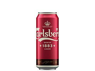 HISTORISK: Carlsberg 1883 er brygget på samme gjær som i 1883. Foto: Ringnes