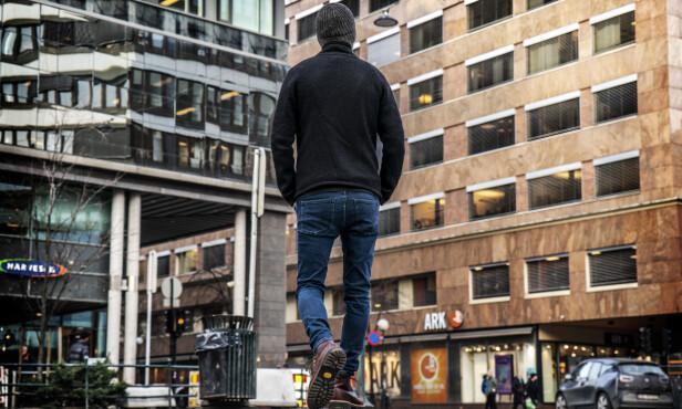 PRAKSIS: Hver måned holder «Andreas» helgekurs i sjekking. Det koster opptil 13 795 kroner per person. Foto: Hans Arne Vedlog / Dagbladet