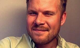 Styreleder i Drammen pølseforening, Jørgen Styrmoe reagerer på pølse-exiten. Foto: Privat