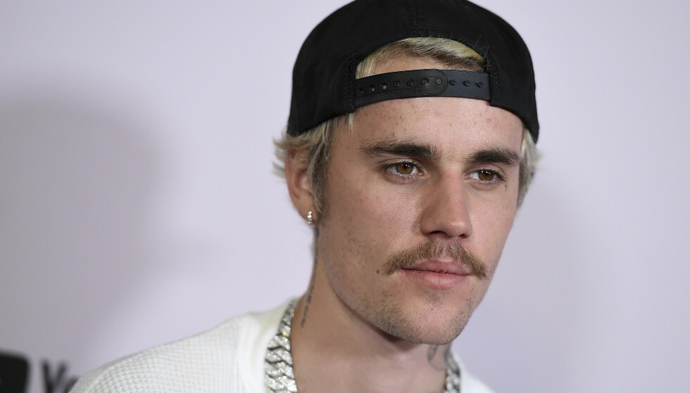 TRYKKAMMER: I sin nye dokumentarserie avslører Justin Bieber metoder han benytter seg av mot angst. Foto: NTB Scanpix