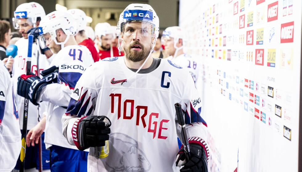 Jubeldag for norsk hockey
