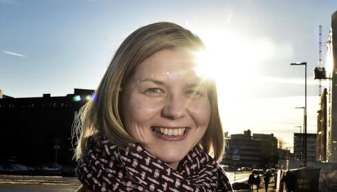 ADVARER MOT SP: Venstres finanspolitiske talskvinne Guri Melby mener Ap gjør klokt i å støtte regjeringen og advarer mot Sp. Foto: Hans Arne Vedlog/Dagbladet