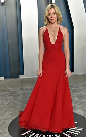 GJENBRUK: Skuespiller Elizabeth Banks strålte i gjenbruk under Vanity Fairs etterfest. Foto: NTB Scanpix