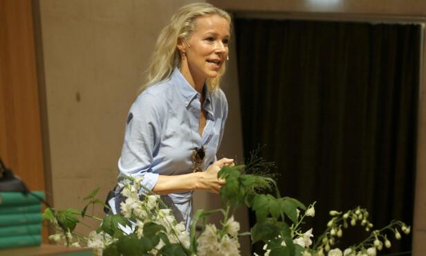 FOREDRAG: Berit Nordstrand er foredragsholder og har skrevet 13 bøker. Hun kjenner seg ikke igjen i kritikken fra Rashidi. Foto: Terje Pedersen / NTB scanpix
