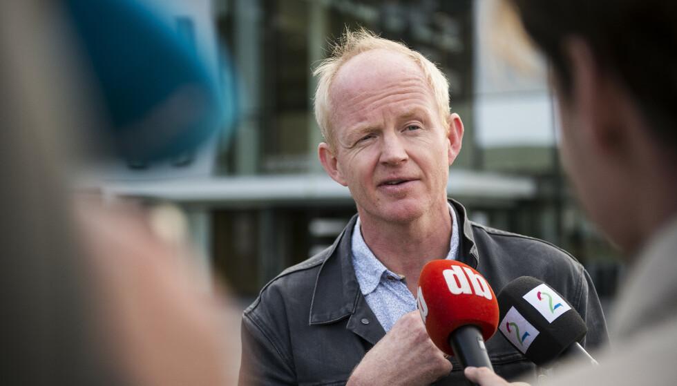 SKUFFA: Lars Haltbrekken fikk ikke med seg noen av regjeringspartiene eller FrP på å forby fluor i all skismøring i Norge.