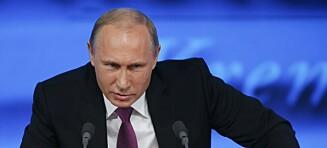 Russlands avmakt