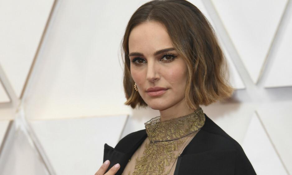 SLAKTES: Natalie Portman får knallhard kritikk fra skuespillerkollega. Foto: NTB scanpix
