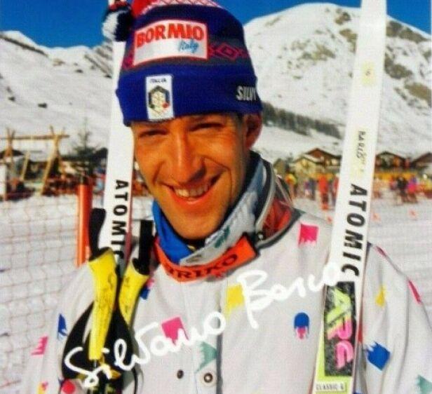 Preget: Silvano Barco, en av løperne på det italienske landslaget da Manfredini var smøresjef, ble sjokkert da den ellers så kjernesunne mannen fikk lungekreft og døde. Foto: privat