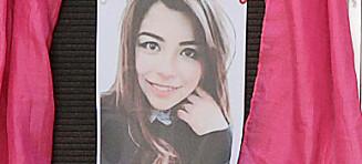 Ingrid (25) drept og flådd