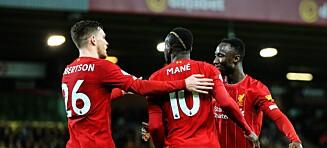 Mané etter å ha reddet Liverpool: - Seriøst? Wow