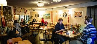 Snakkis-restaurant skuffer: - Må bli rausere