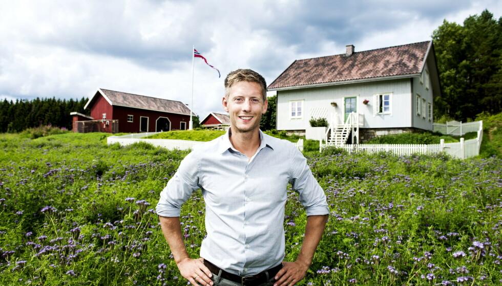 GIR SEG: For mange er Gaute Grøtta Grav en viktig del av «Farmen». Nå gir han seg. Foto: John T. Pedersen / Dagbladet