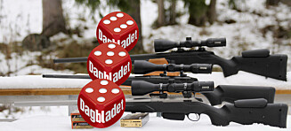 Rifle-test: Superlett vinner