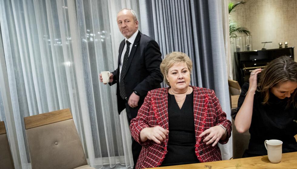 FIKK KJEMPEKONTRAKT: Da Geir Inge Sivertsen var ordfører fikk firmaet broren jobbet for en kjempekontrakt. Sivertsen opplyste ikke om slektskapet, og ble siden kjent inhabilt. Foto: Christian Roth Christensen / Dagbladet
