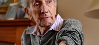 Krigsveteran John (102) banket innbruddstyv (47)