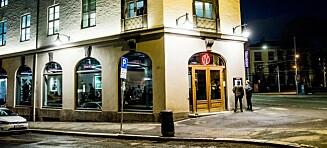 Full vin-razzia i Oslo: - Verste sort