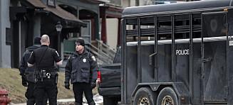 Minst fem drept i masseskyting