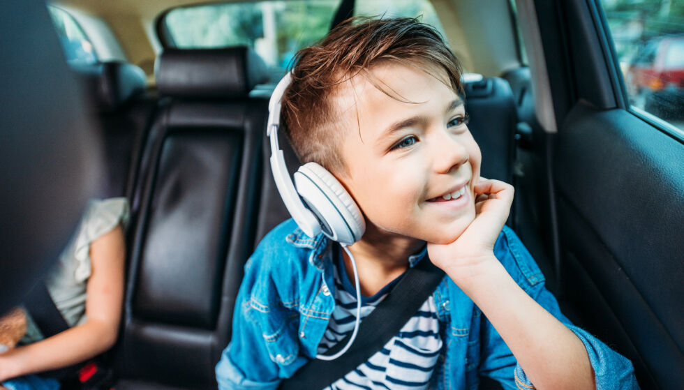LYDBØKER FOR BARN: Dagbladets anmelder har testet tre av de norske lydboktjenestene for barn. Foto: NTB Scanpix
