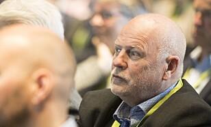 AVKREFTER: Ansvarlig redaktør og styreleder for Visjon Norge, Jan Hanvold mener media har tatt budskapet ut av kontekst og vridd på hva som ble sagt. Foto: Håkon Mosvold Larsen / NTB scanpix