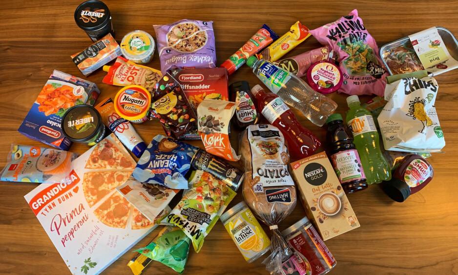GODE NYHETER: Vi har testet et knippe av årets matnyheter, og med et par unntak er det mye å glede seg til!