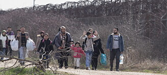 Corona-viruset og Europa inn i Syria-krigen