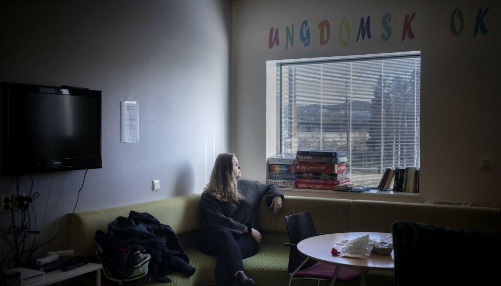 MISTET UNGDOMSTIDA: Ungdom rammes ofte hardere av sykdom enn andre aldersgrupper. Kristine Rekdals liv ble satt på pause i et halvt år.