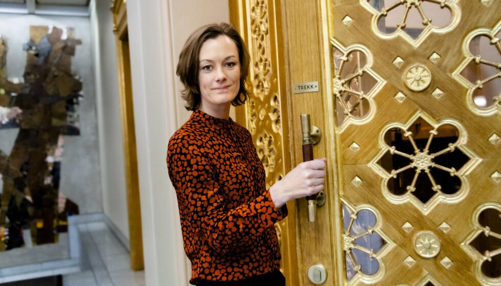 - ØDELEGGER FOR AP: Anette Trettebergstuen (Ap) er lei av at støyen rundt Trond Giske ødelegger for partiet. Foto: Lars Eivind Bones
