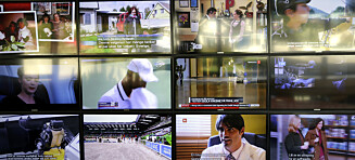 TV-forhandlinger på overtid