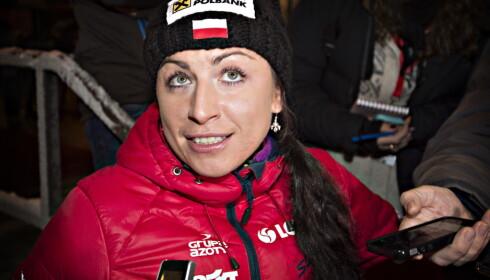 VIL ALDRI FÅ HOLMENKOLLMEDALJEN: Justyna Kowalczyk.Foto: Hans Arne Vedlog / Dagbladet
