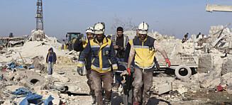 Våpenhvile i Syria, men krigen vil fortsette