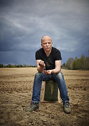 PARTILEDER: Sp-leder Trygve Slagsvold Vedum. Foto: Geir Dokken / Dagbladet